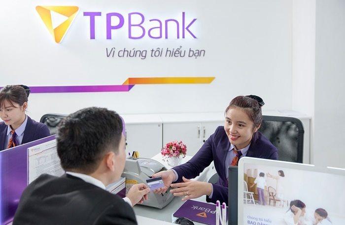 Hình ảnh giao dịch tại ngân hàng TPBank