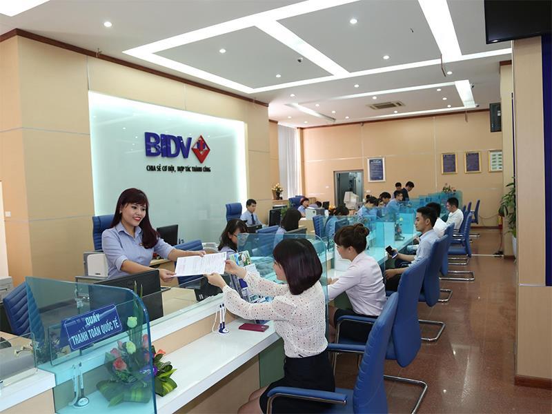 Mã ngân hàng BIDV