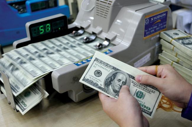 Tỷ giá bộ tài chính