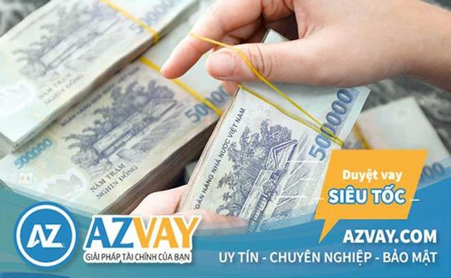 AZVAY sẽ mang đến cho bạn dịch vụ vay online nhanh chóng, điều kiện thủ tục vô cùng đơn giản