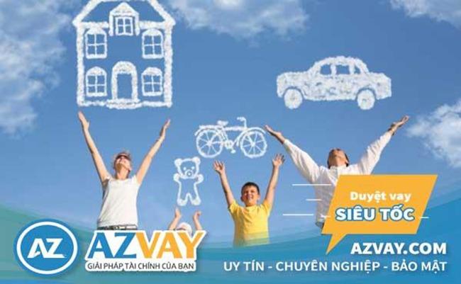 Khi đăng ký vay tại AZVAY thì bạn cần cung cấp cho đầy đủ những thông tin cá nhân của bản thân