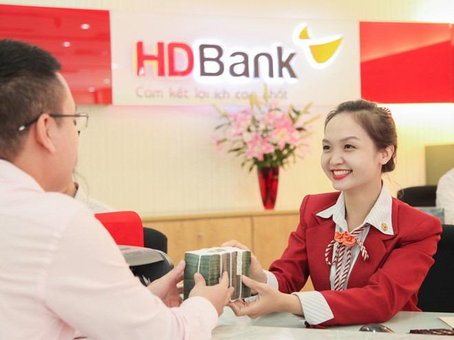 Giao dịch tại ngân hàng HDBank